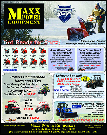 Maxx Power Equipment